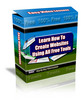 Thumbnail Create Your Own Websites Using All Free Tools Video Tutorial