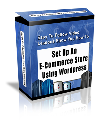 Product picture Create eCommerce Site With Wordpress  Video Tutorial